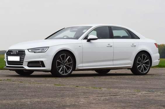 Audi a4 series car hire jaipur