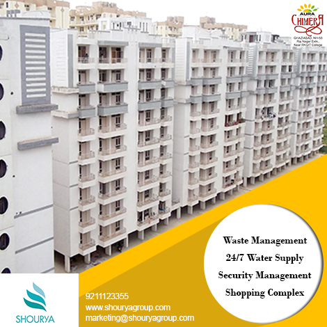 Best flats in greater noida by shourya group