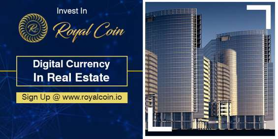 Royalcoin cryptocurrency for smart investors