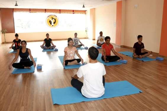 Yoga retreats in himalayas