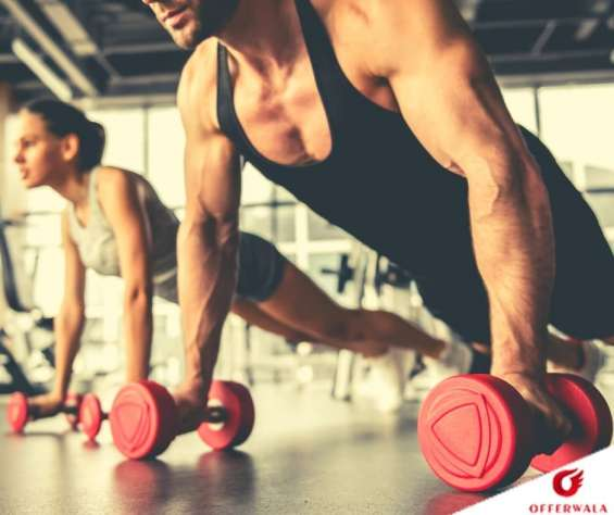 Best gym in new delhi