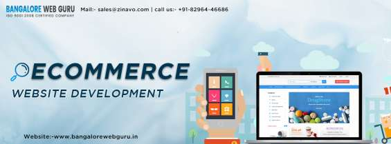 E commerce website development services