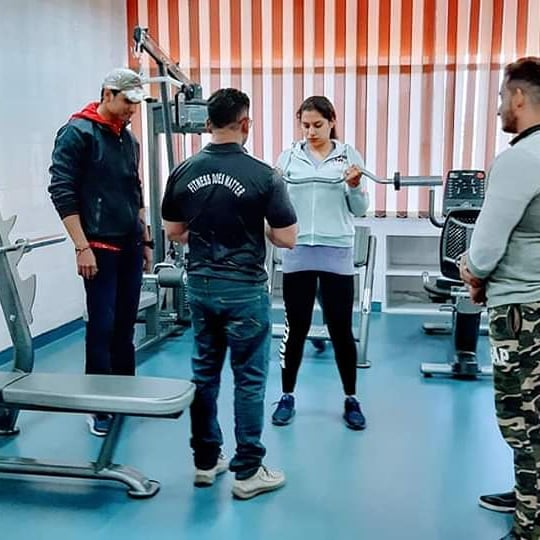 Fitness courses in india