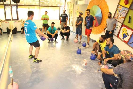 Fitness certifications in india